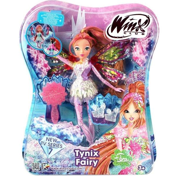 Lutka Winx Tynix Flora 0127196 - ODDO igračke