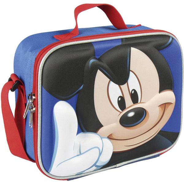 Torbica za užinu 3D Mickey Cerda 2100002203 - ODDO igračke