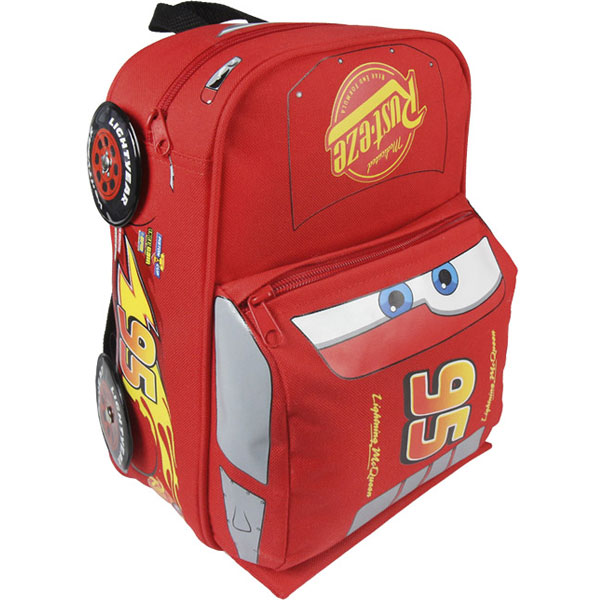 Ranac manji Cars 3 Kids Character Cerda crveni 2100002201 - ODDO igračke