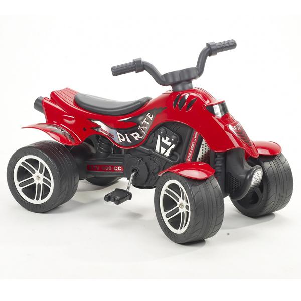 Motor na pedale Falk Quad Pirat crveni 600 - ODDO igračke