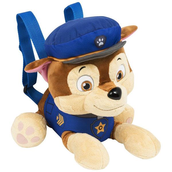 Plišani ranac 24,5cm Disney Paw Patrol Chase - ODDO igračke