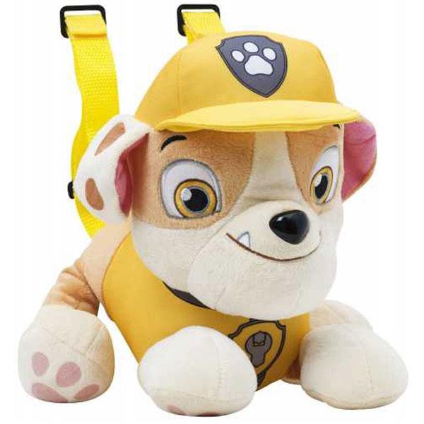 Plisani ranac Patrolne šape 24,5 Disney Paw Patrol Rubble 33846 - ODDO igračke