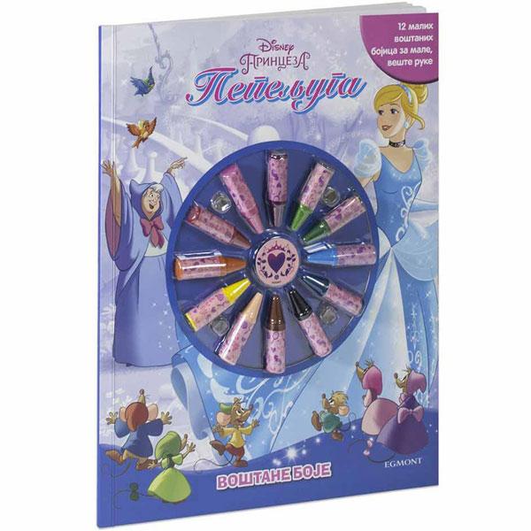 Disney princeze Pepeljuga - voštane boje EGM1049 - ODDO igračke