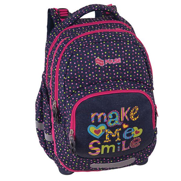 Rančevi Pulse 2 u 1 Kids Smile 121086 - ODDO igračke