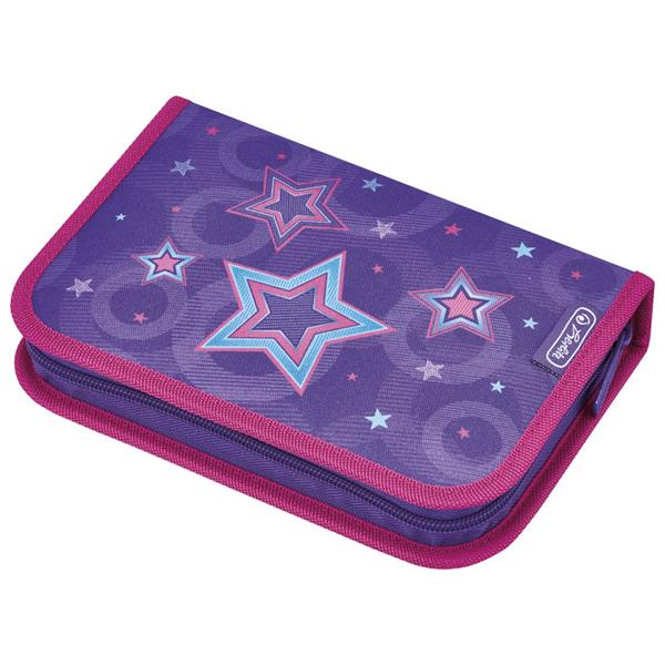 Pernica Herlitz puna 1zip 2preklopa Stars 50008322 - ODDO igračke