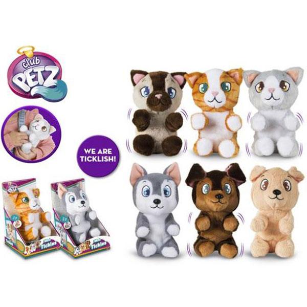 Pliš Mini Tickles IMC Toys 0127326 - ODDO igračke