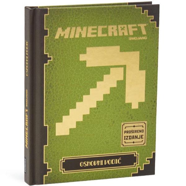 Minecraft Vodič osnovni EGM0167 - ODDO igračke