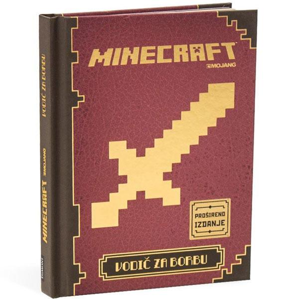 Minecraft Vodič za borbu EGM0168 - ODDO igračke