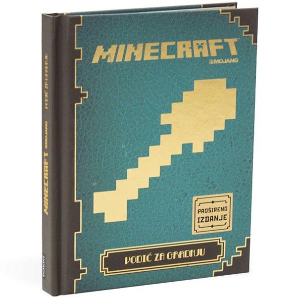 Minecraft Vodič za gradnju EGM0169 - ODDO igračke