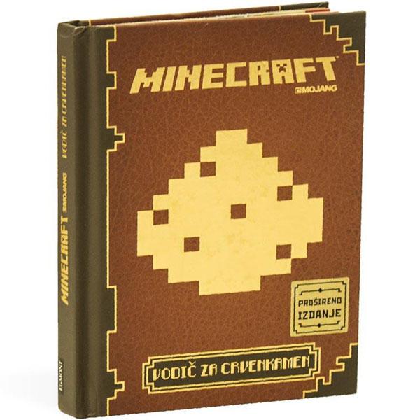 Minecraft Vodič za crvenkamen EGM0170 - ODDO igračke