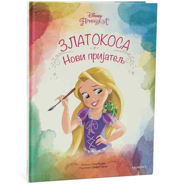 Disney Zlatokosa Novi Prijatelj HC EGM0176 - ODDO igračke