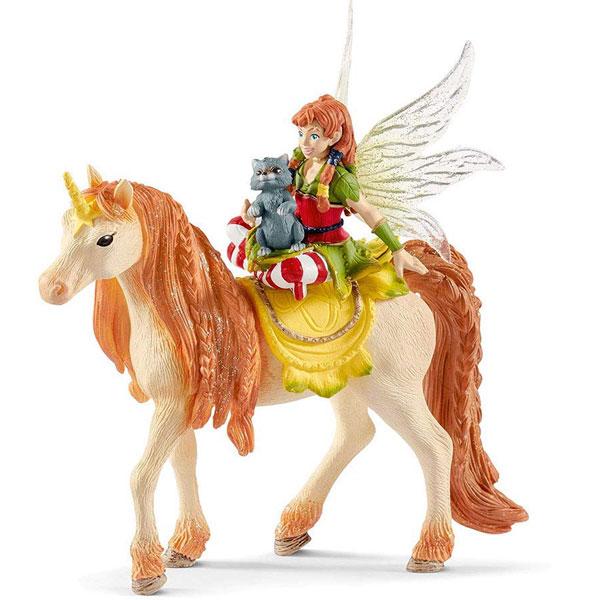 Schleich Bayala figura Vila Marween sa jednorogom 70567 - ODDO igračke