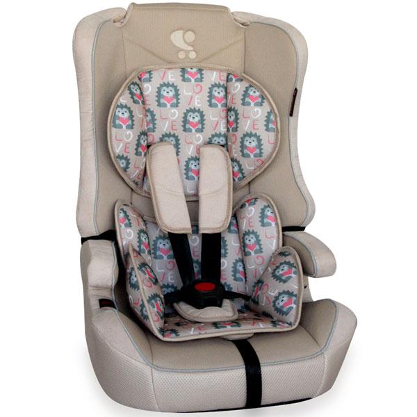 Auto Sedište za decu 9-36kg Explorer Beige Hedghogs 10070891860 - ODDO igračke