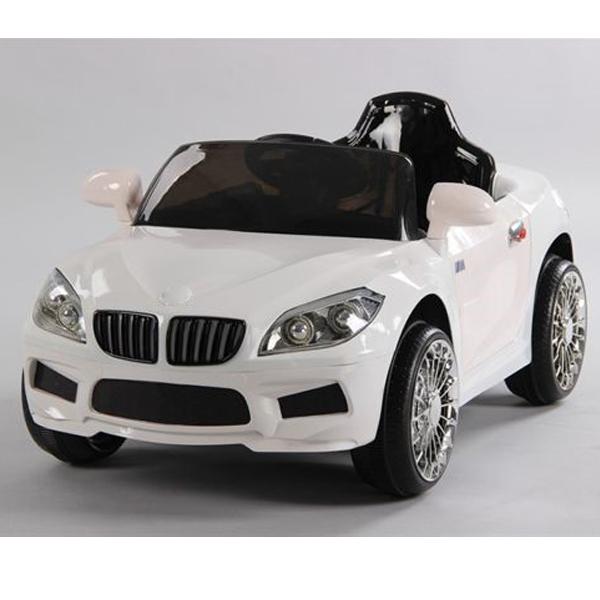 Auto na akumulator BMW RC 6V 4,5AH 1+1 motor beli BBH-5188 11/15188-1 - ODDO igračke