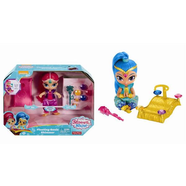 Shimmer and Shine (Svetlucava i Sjajna) set sa magičnim ćilimom FHN28 - ODDO igračke