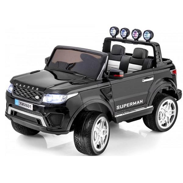 Auto na akumulator Džip dvosed EVA gume PU sedište model 308 - ODDO igračke
