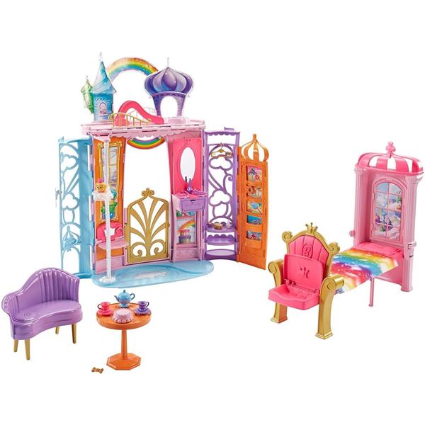 Kućica Barbie Dreamtopia zamak MAFTV98 - ODDO igračke
