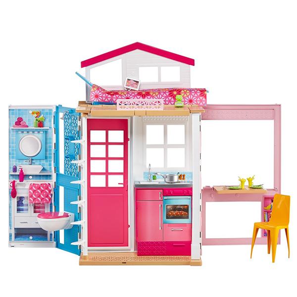 Kućica Barbie dvospratna kuća MADVV47 - ODDO igračke