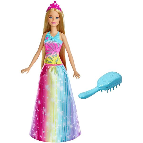 Barbie lutka Dreamtopia svetlucava princeza MAFRB12 - ODDO igračke