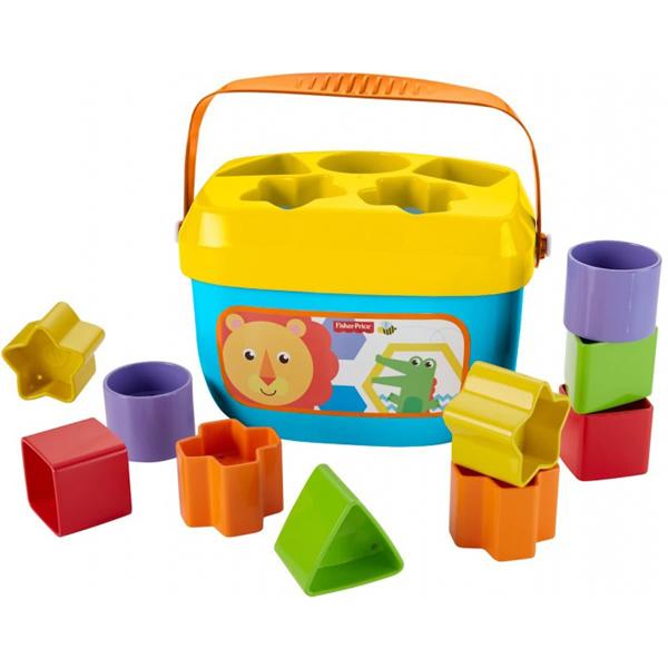 Kocke Pogodi Oblik Fisher Price MAFFC84 - ODDO igračke
