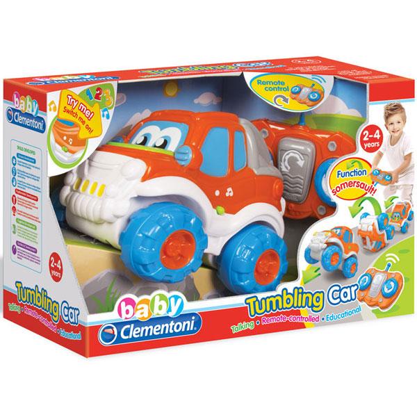 Baby auto R/C Tumbling Car Clementoni 61631 - ODDO igračke