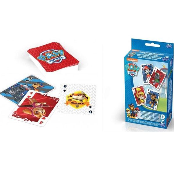 Paw Patrol Karte za igru JUMBO 6033298 - ODDO igračke