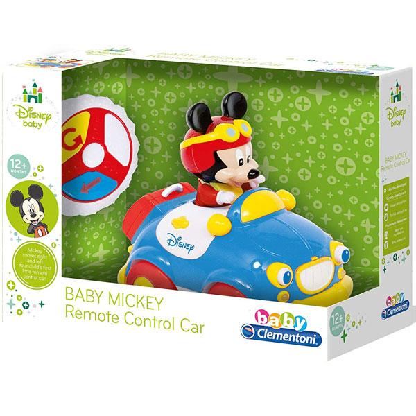 Auto na daljinski Mickey Clementoni 17185 - ODDO igračke