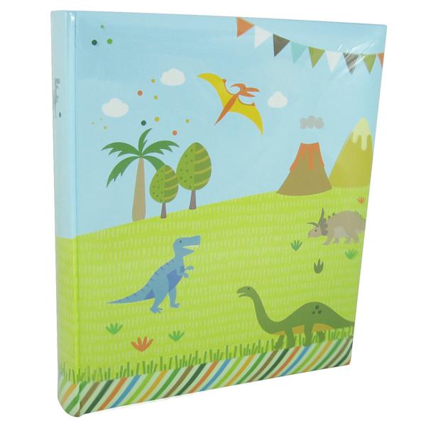 Foto album dečiji Dinosaurusi 13X18/200 K2701B - ODDO igračke