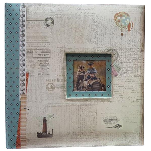 Foto album Vintage Turquois 10X15/200 K2726T - ODDO igračke