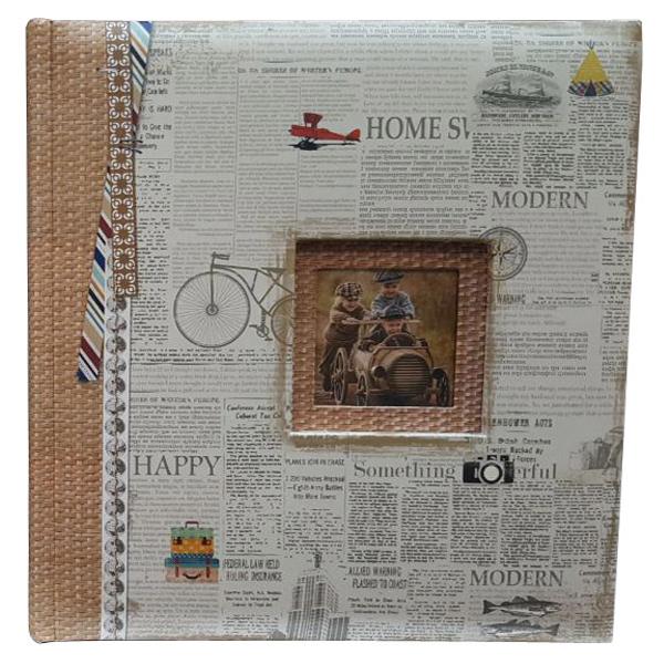Foto album Vintage Brown 10X15/200 K2726B - ODDO igračke