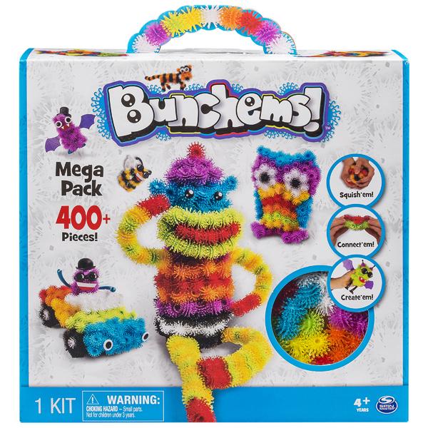 Spin Master Bunchems 400pcs set SM6026103 - ODDO igračke