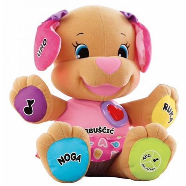 Fisher Price Seka Sveznalica MAFPP93 - ODDO igračke