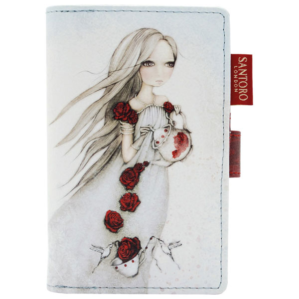 Novčanik veštačka koža zip+dugme Mirabelle 342EC05 - ODDO igračke