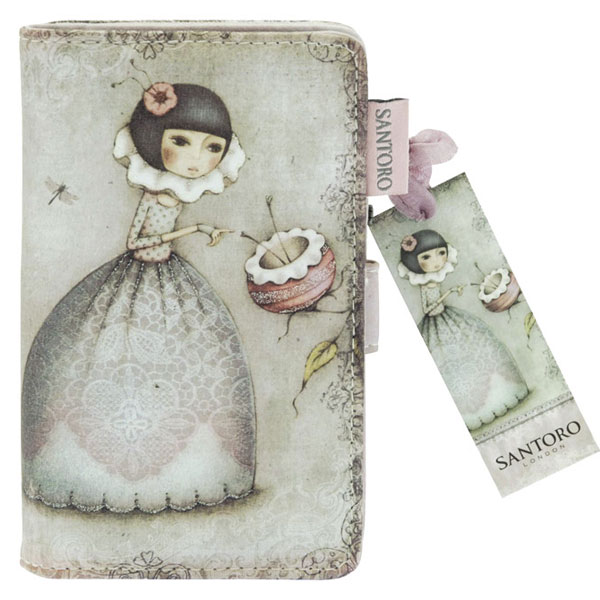 Novčanik veštačka koža zip+dugme Curiosity Mirabelle 342EC03 - ODDO igračke