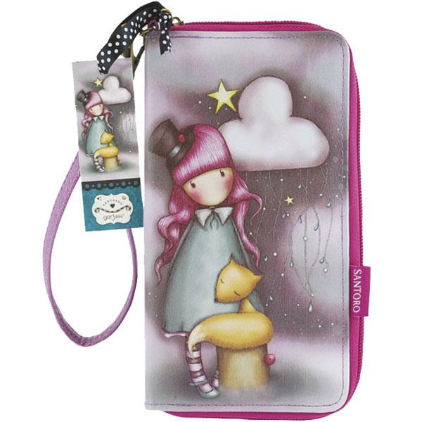 Novčanik veštačka koža The Dreamer Gorjuss 405GJ01 - ODDO igračke