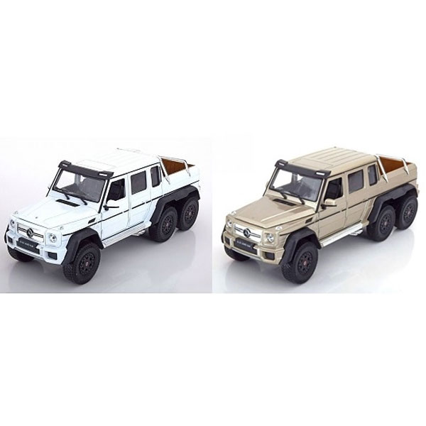 Welly metalni auto Mercedes-Benz G63 - ODDO igračke