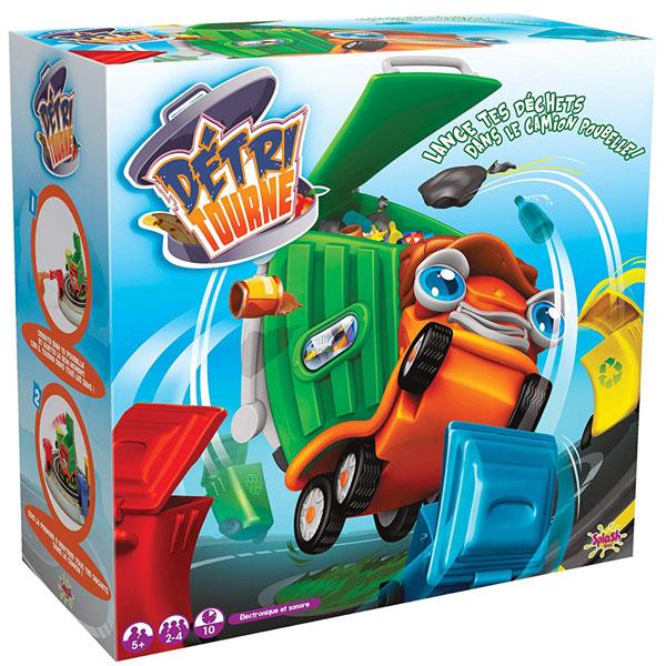 Društvena igra Recycle Trucks SP30122 - ODDO igračke