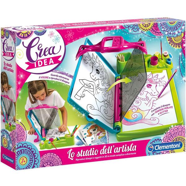 Umetnički studio Clementoni Crea Idea CL15238 - ODDO igračke