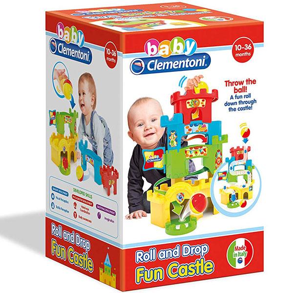 Mekane gumene kocke Dvorac Clementoni CL17226 - ODDO igračke