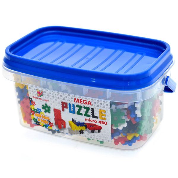 Mega puzzle micro 480 3951411 - ODDO igračke