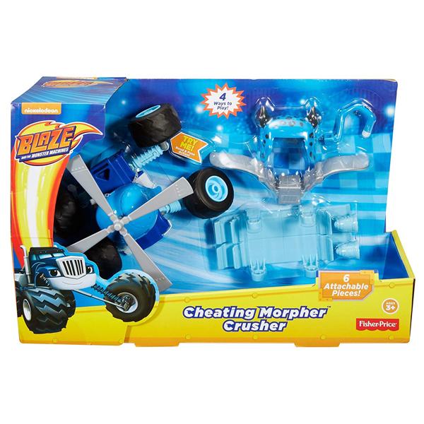 Blaze auto Cheating Morph DYP43-958A - ODDO igračke
