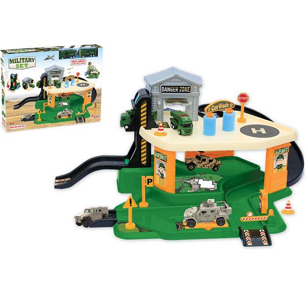 Auto garaža DEDE 033403 - ODDO igračke