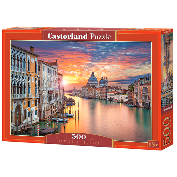 Castorland puzzla 500 Pcs Venice 52479 - ODDO igračke