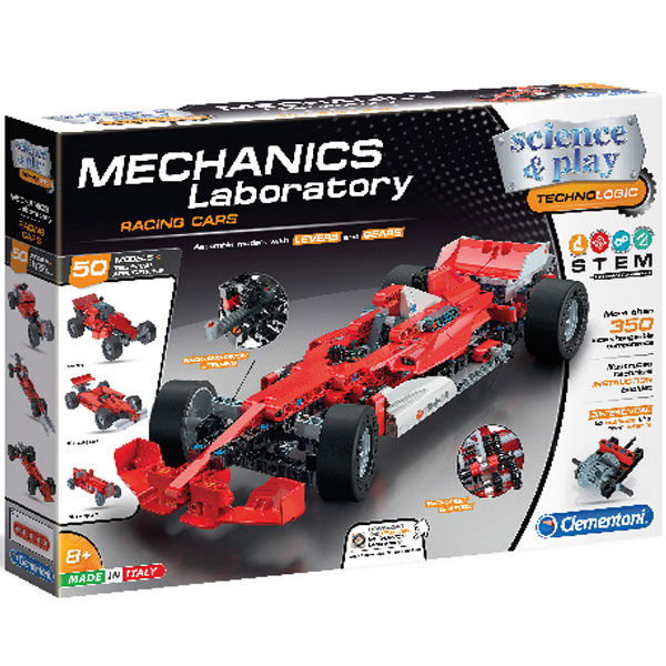 Formula 1 Clementoni Mehanika CL75026 - ODDO igračke