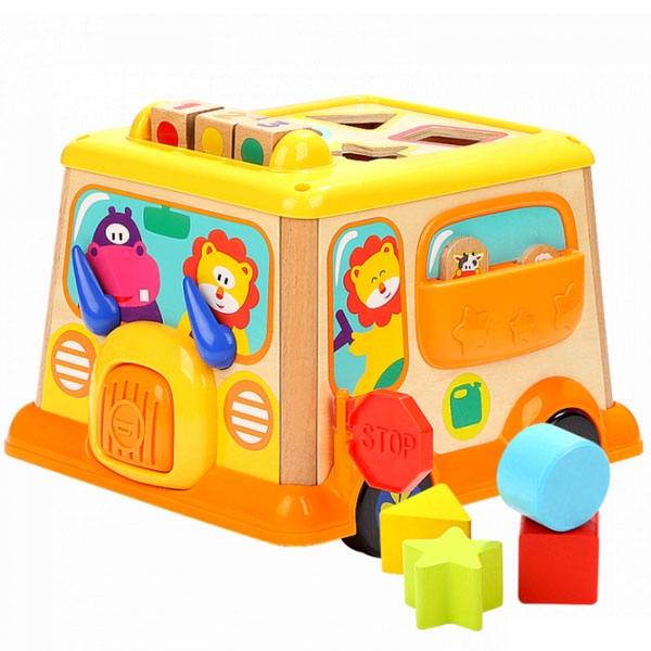 Top Bright Didaktička igračka Školski autobus 150185 - ODDO igračke
