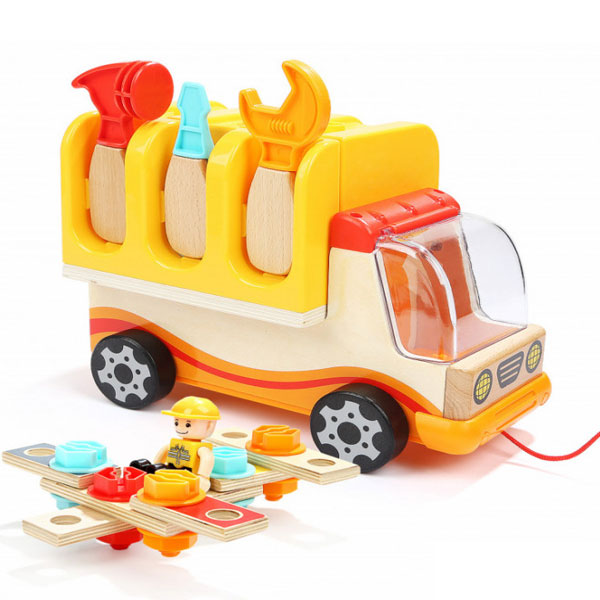 Top Bright Didaktički Kamion Radionica 120312 - ODDO igračke