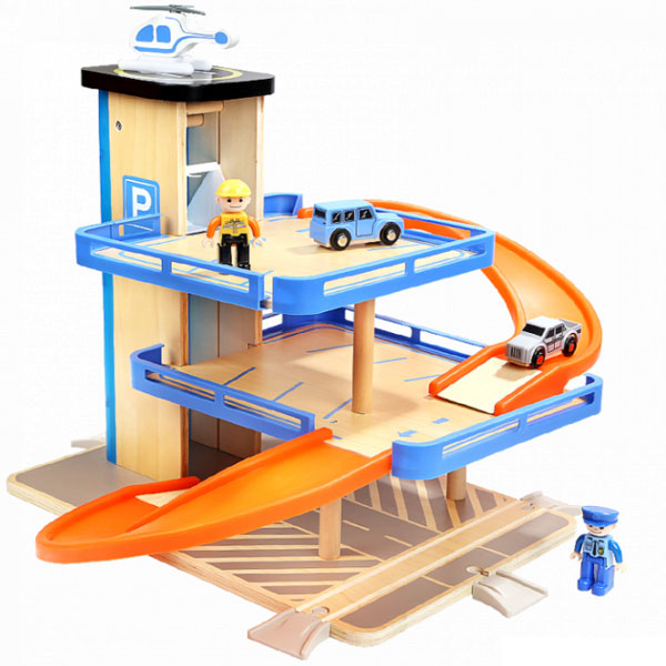 Top Bright Garaža 150154 - ODDO igračke