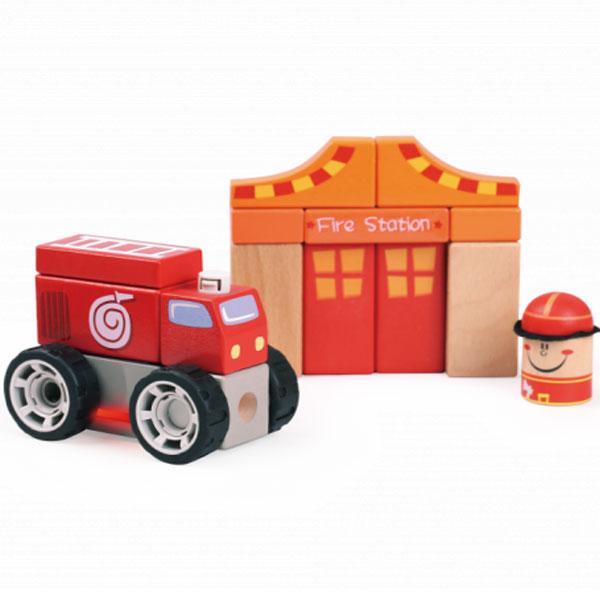 Top Bright Zvučna igračka Vatrogasac 150176 - ODDO igračke