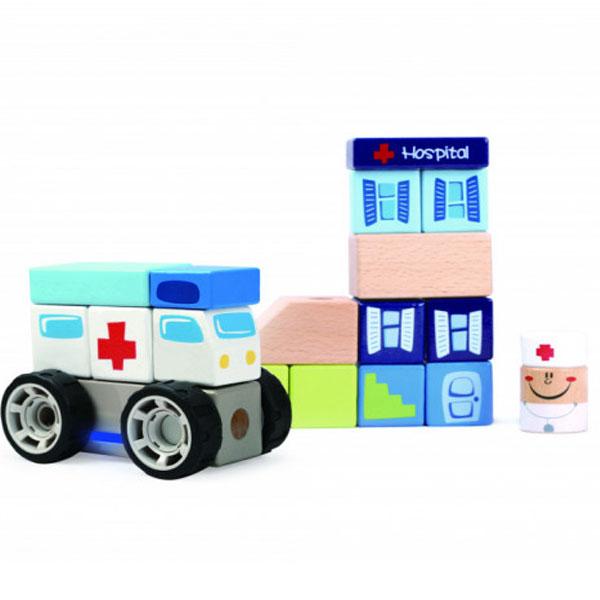 Top Bright Zvučna igračka Bolnica 150178 - ODDO igračke