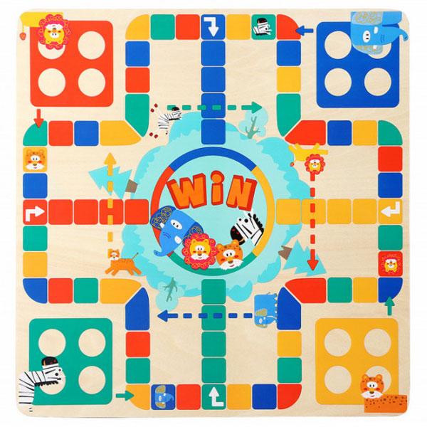Top Bright Set društvenih igara Džungla 130710 - ODDO igračke